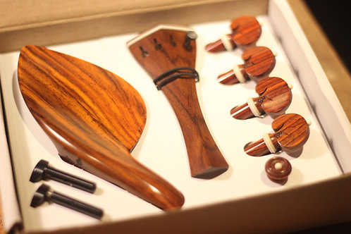 Cocobolo Set  (Made in Italy)