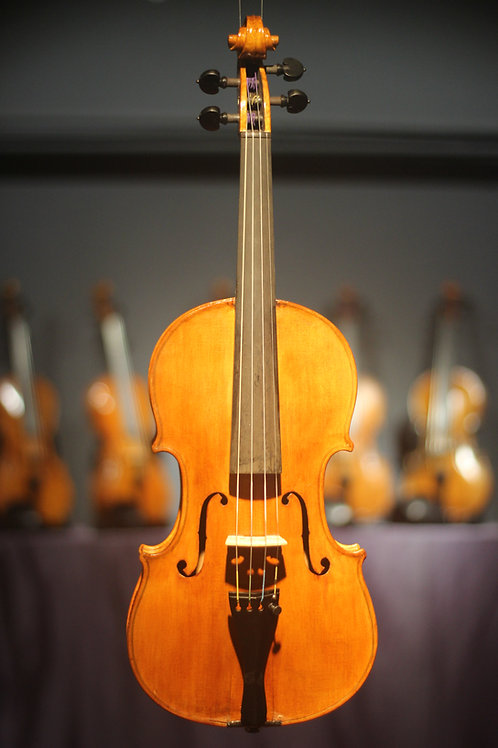 French antique violin 1920, by Anton Jais, Mailand