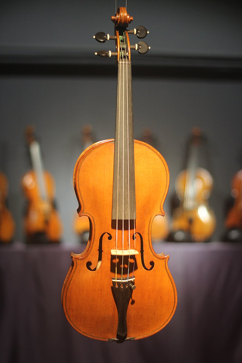 Italian antique violin 1937 by Genuzio Carletti, Centum