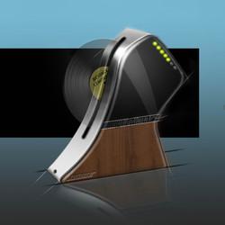 Vinyl Speaker
