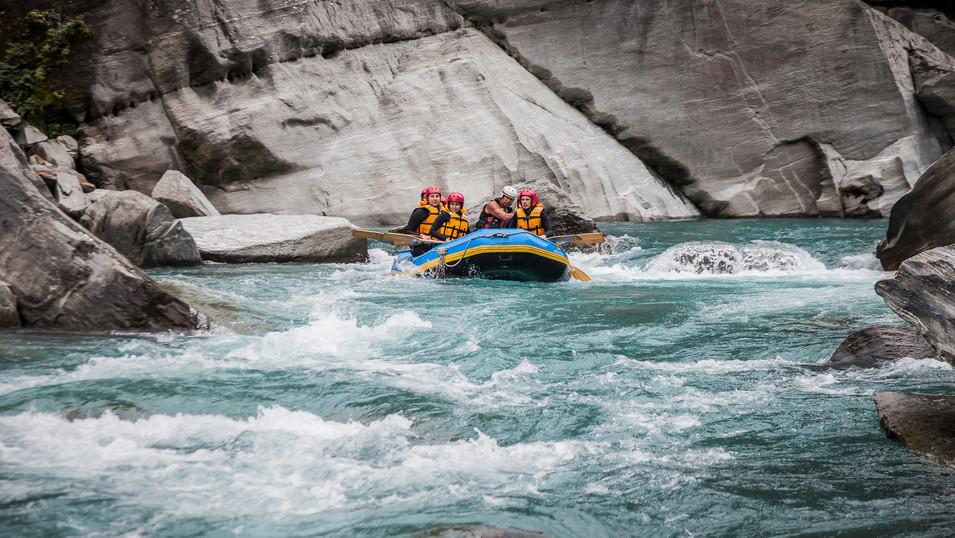 Challenge Rafting