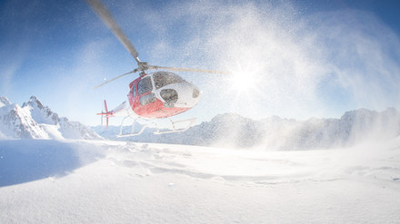 Glacier Helicopters