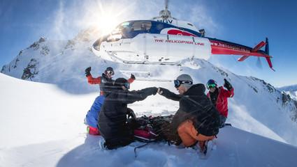 Harris Mountains Heli-Ski