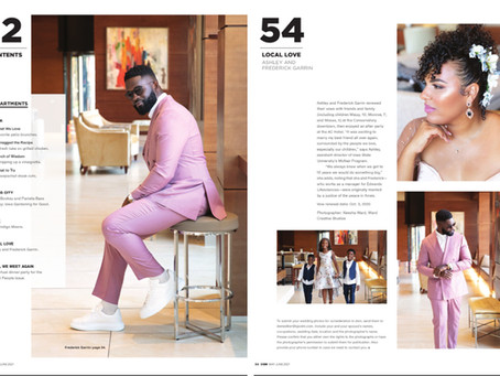 Publication in dsm Magazine