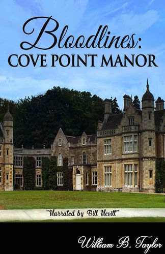 Bloodlines Cove Point Manor book cover