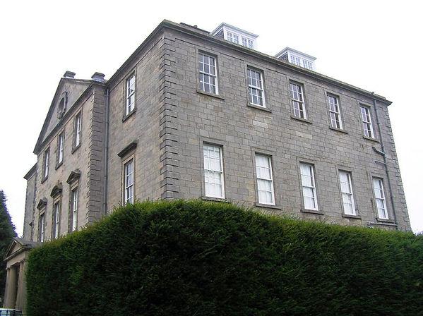 Trotter residence