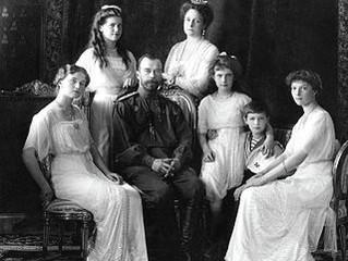 Ties To The Romanov Family, Tsar Nicholas II