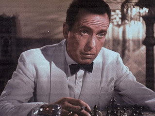 Humphrey Bogart - Another Famous Cousin!