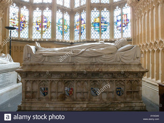Tombs & Memorials At Westminster Abbey