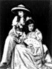 Lillian Gish, Dorothy Gish