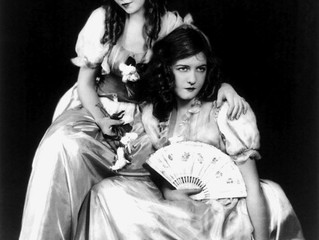 Silent Film Stars and The People's Princess