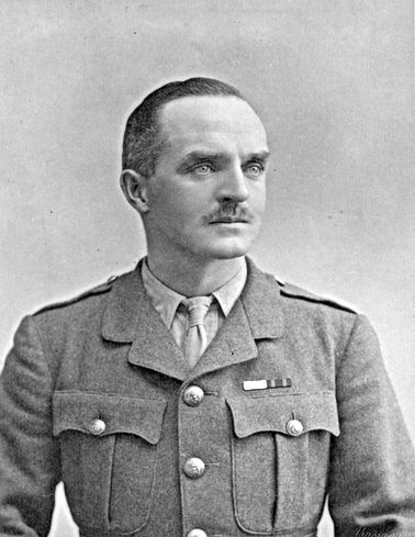 Captain Reginal Baird Trotter
