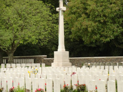 Vimy Ridge Commonwealth cemetery