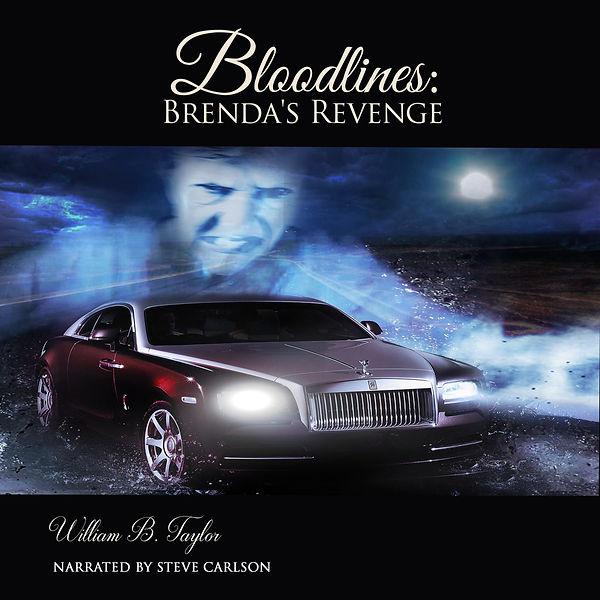 Bloodlines Brenda's Revenge book cover