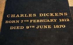 Dickens-grave