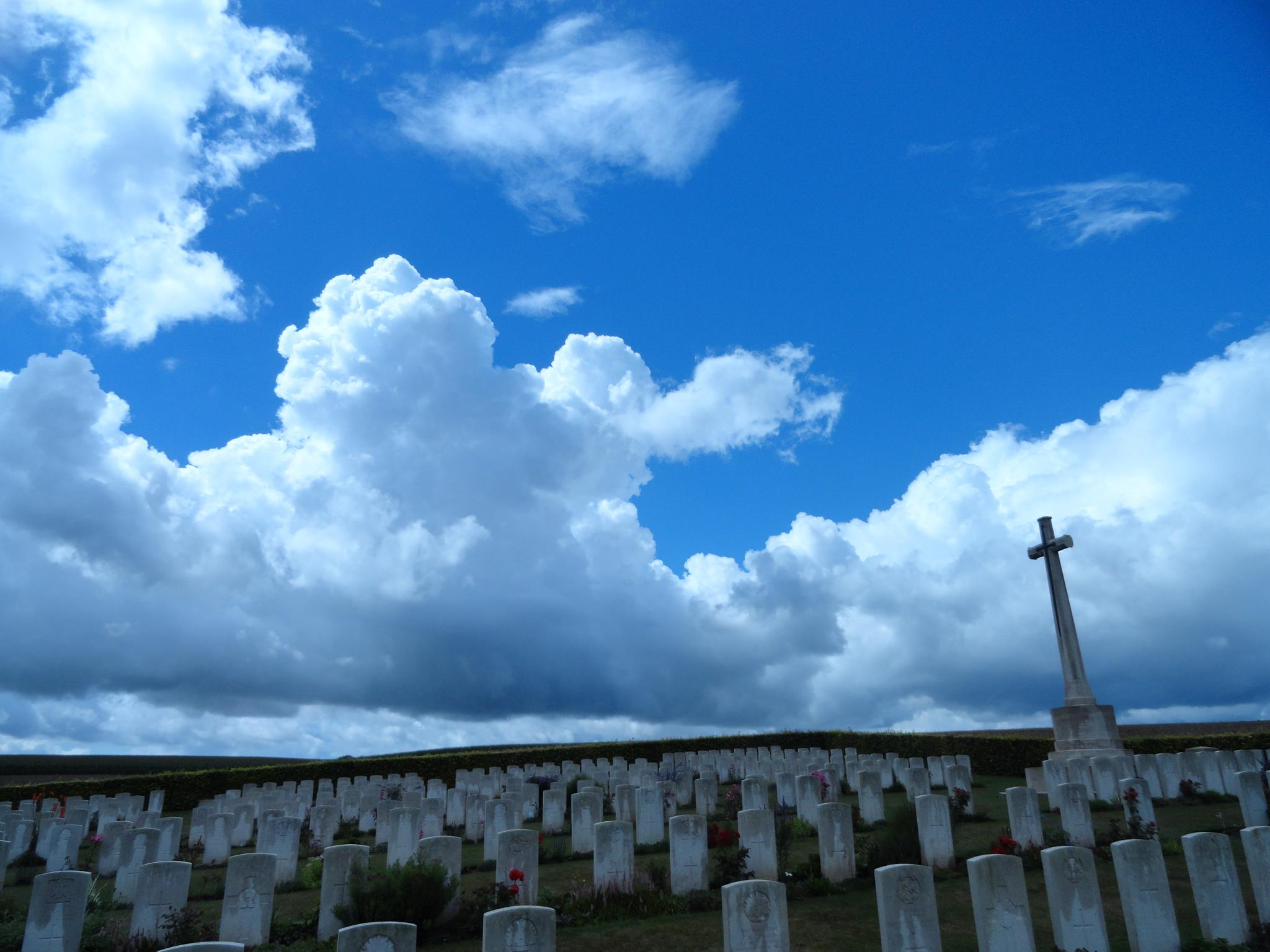 Commonwealth war graves, The Somme