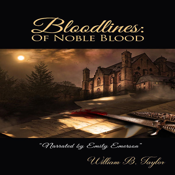 Bloodlines Of Noble Blood book cover