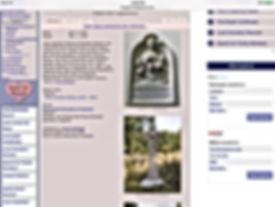Lady Augusta Stanley memorials