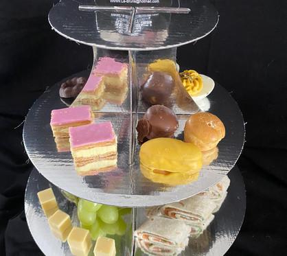 High tea Le-Bruns