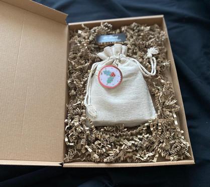 Geschenk 1 stuks brievenbuspakket
