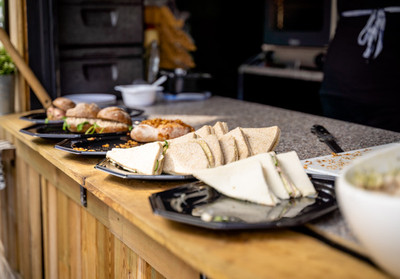 Foodtruck Le-Bruns catering