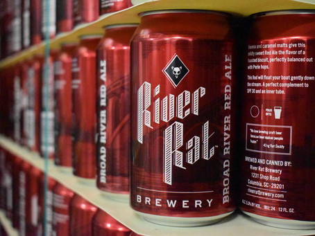 Craft beer in the Carolinas—River Rat Brewery