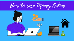 Legit ways to earn money from the Internet!