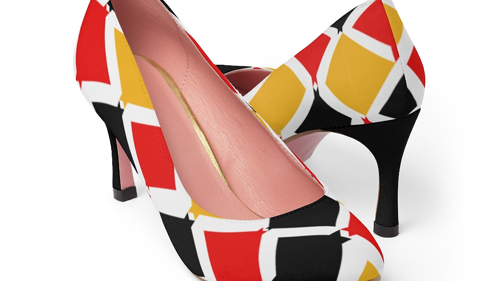 Shufetti® Tealilly Women's High Heels