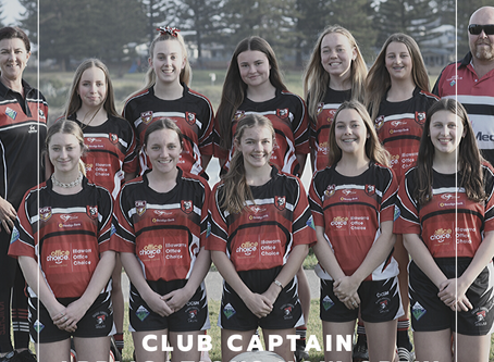 Applications are now open for our 2020 Club Captains!