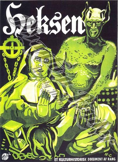 Heksen Poster