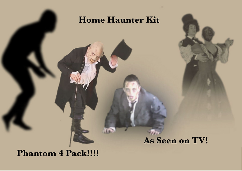 Home Haunters Kit Instant Download