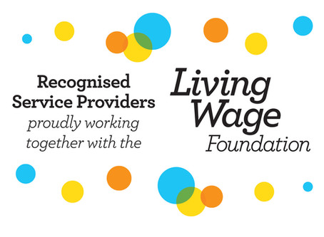 Our Living Wage Foundation Commitment