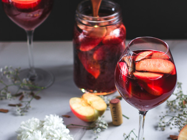 This Sassy Sangria Will Bring Out Your Inner Señorita/Señor!