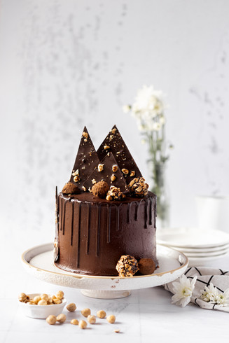 Hazenut Cake at Sugar Baked