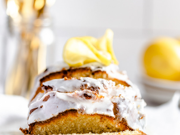 Easy Lemon Loaf Cake