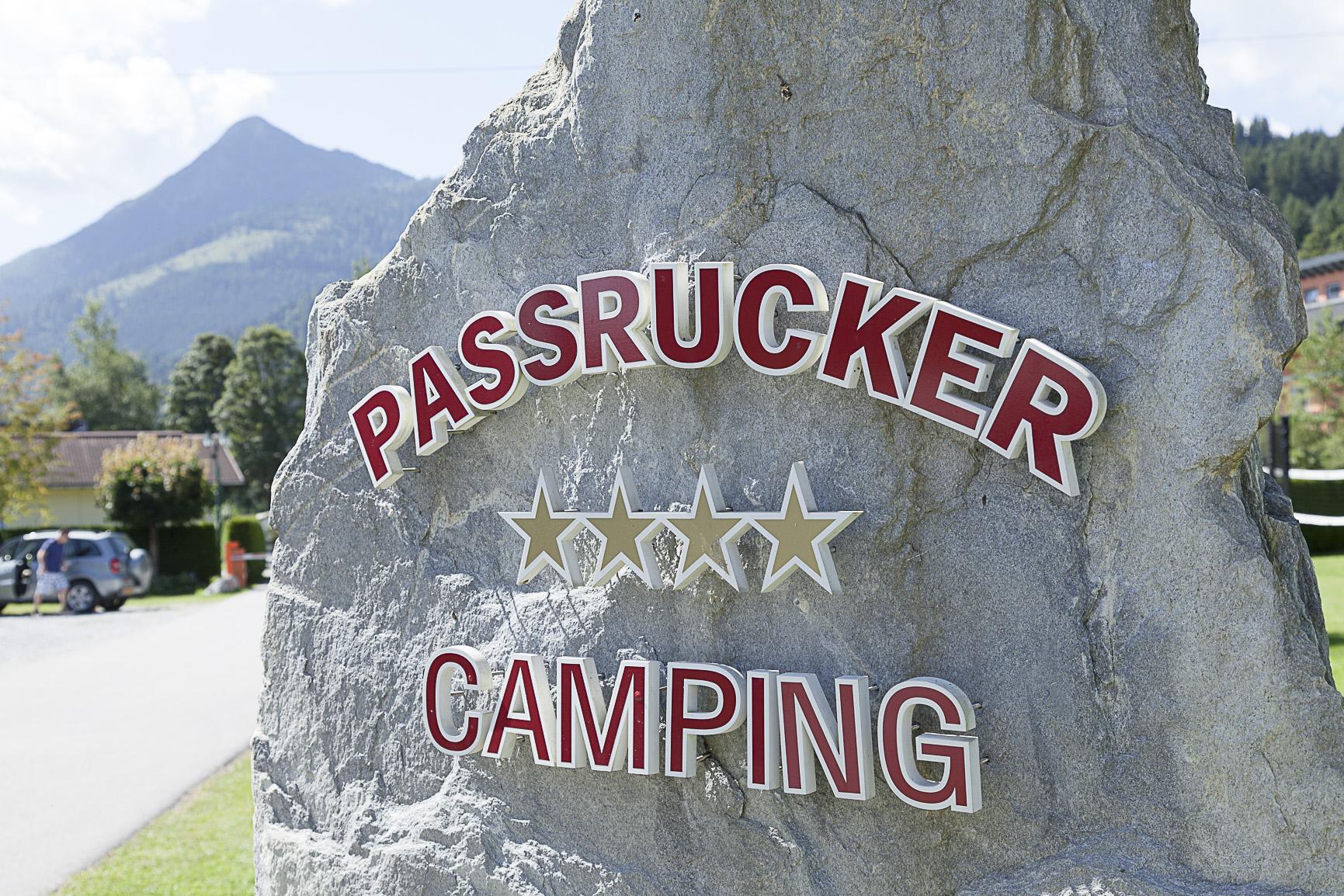 Willkommen am Campingplatz