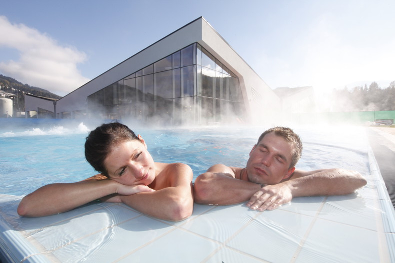Relaxen in der Therme Amadé