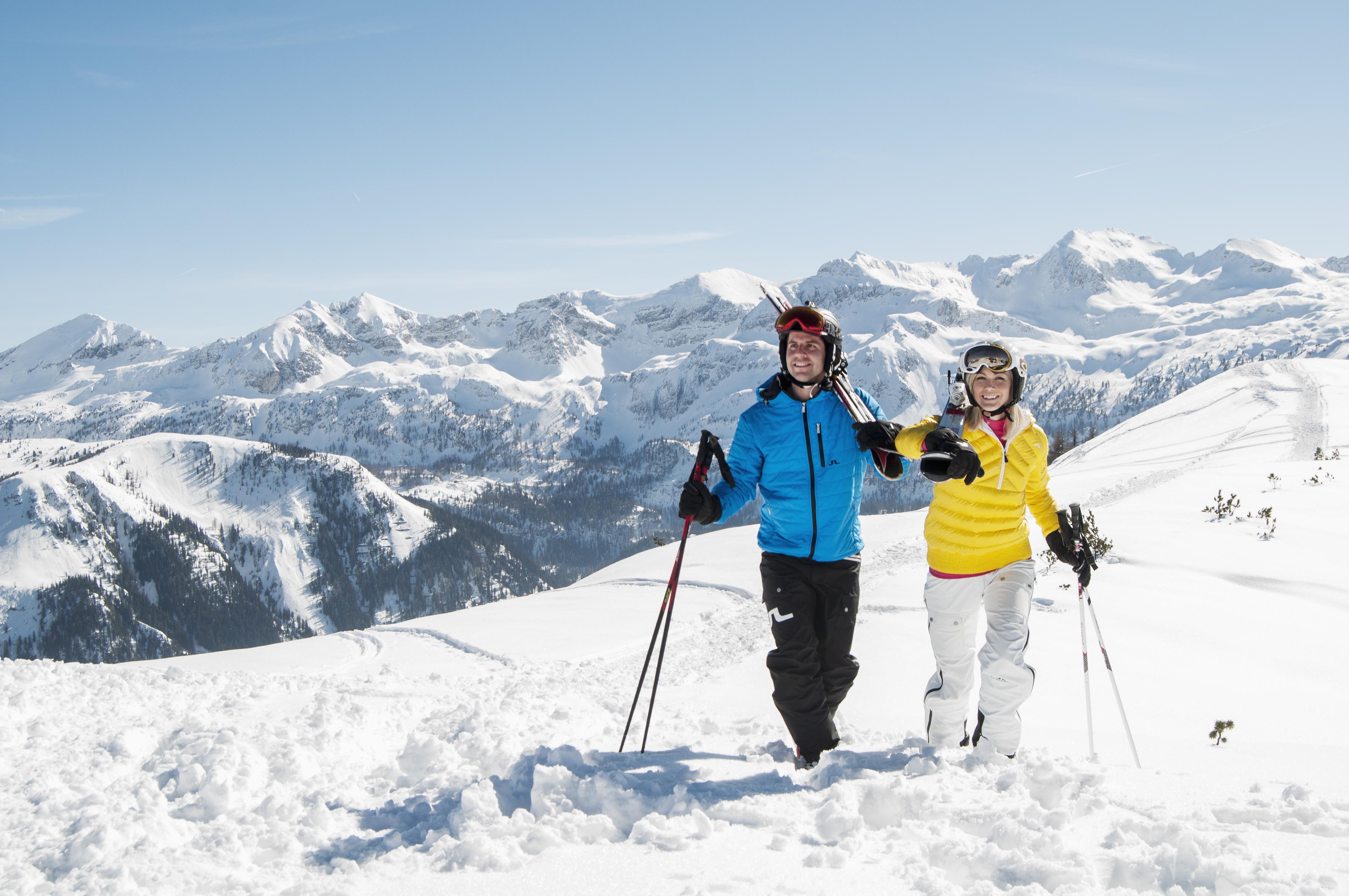 Skifahren in Altenmarkt-Zauchensee