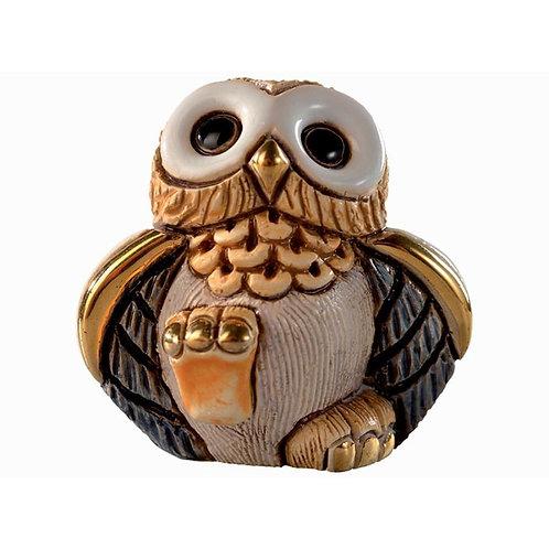 De Rosa Mini Owl Foot Up!