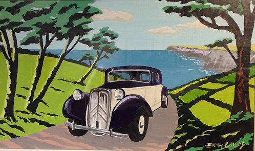 Devon Days, original by Emma Childs