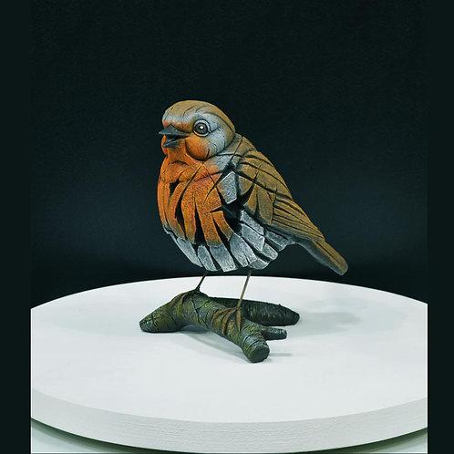 Robin Sculpture, by Matt Buckley