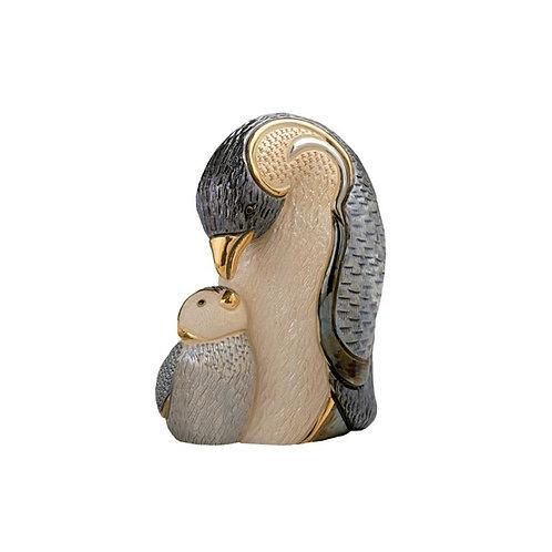 De Rosa Penguin with Baby