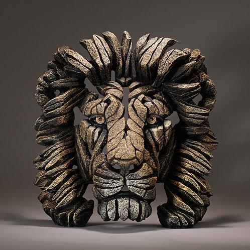 Lion Sculpture, by Matt Buckley