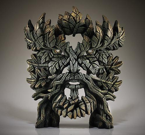 Green Man Sculpture, by Matt Buckley