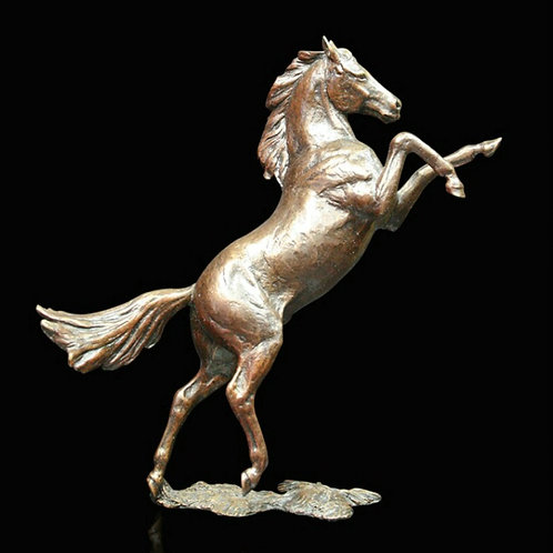 """Freedom"" Bronze Sculpture by Michael Simpson"