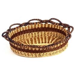 PIne Needle Basket 4