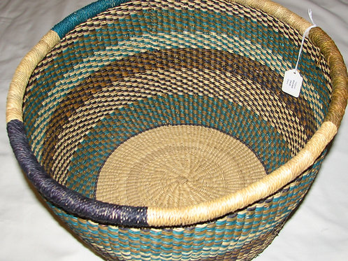 Bolga Produce Basket (No Handles)