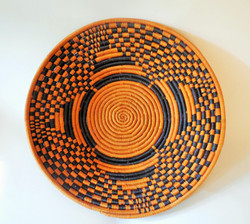 Ugandan Shallow Bowl