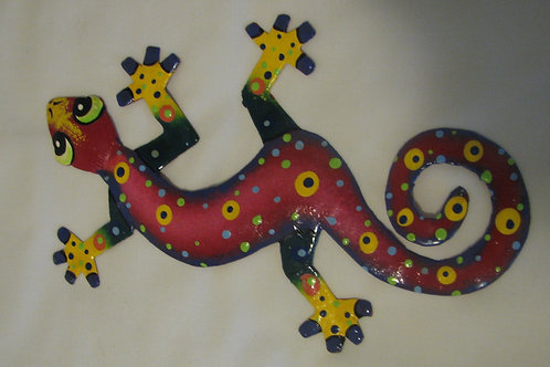 Small Painted Gecko