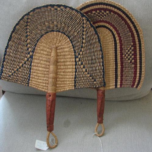 Bolga Hand Fan